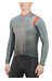 Sportful Bodyfit Thermal Jersey Men Green Olive/Anthracite/F.Red